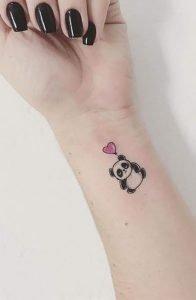 Cute small tattoo