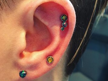 auricle ear piercing jewellery