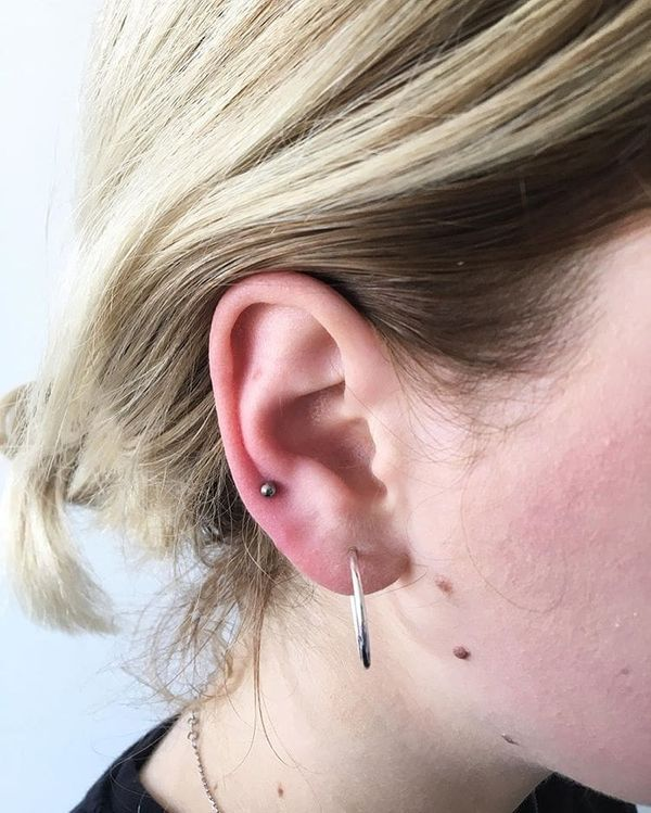 auricle piercing jewelry