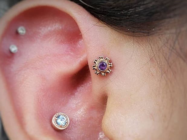 best ear jewelry pics