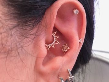 conch piercing aftercare