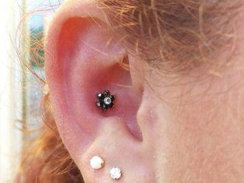 conch piercing earring