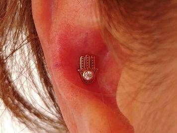conch piercing jewlery
