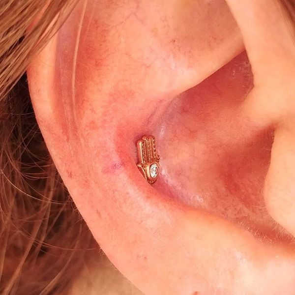 conch piercing pain
