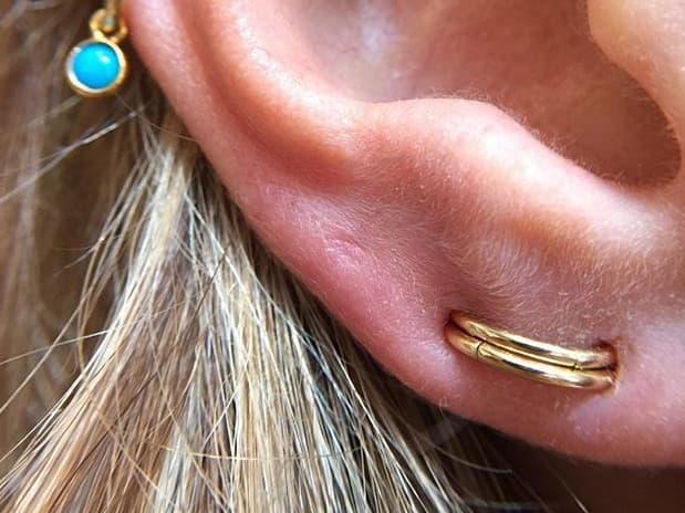 cost ear piercing