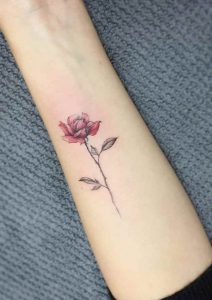 Cute tattoo ideas for girls on arm