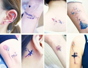Cute tiny tattoos ideas with meanings fashionisers