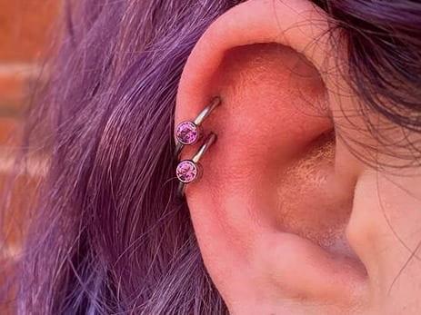 double cartilage ear