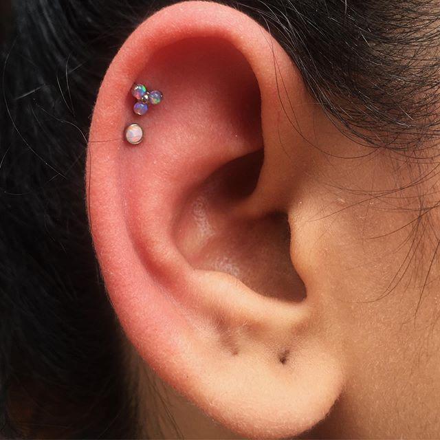 double helix piercing cost