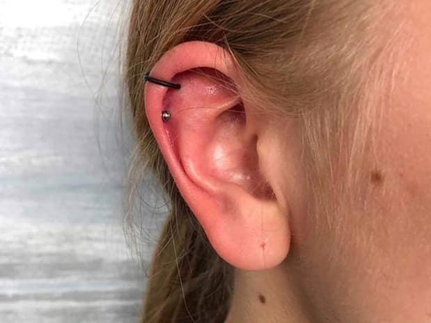 double helix piercing price