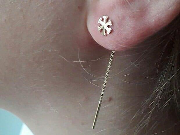 ear lobe piercing cost