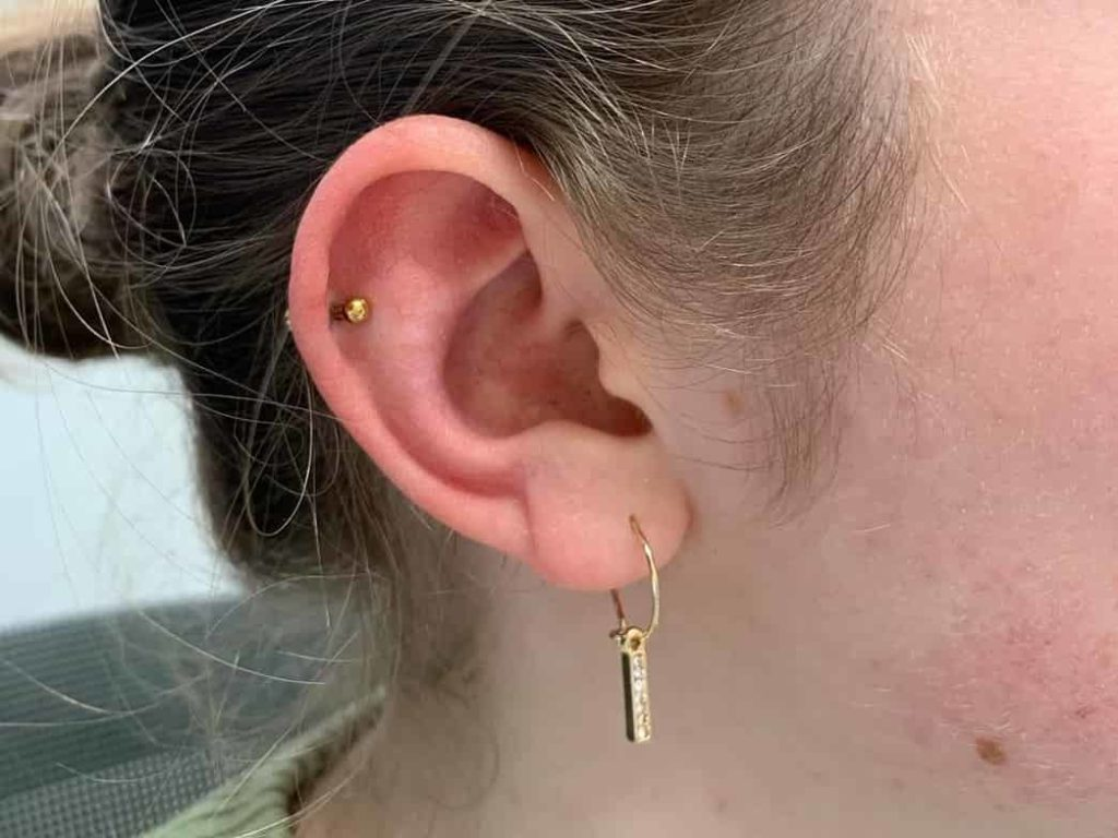 earlobe best image