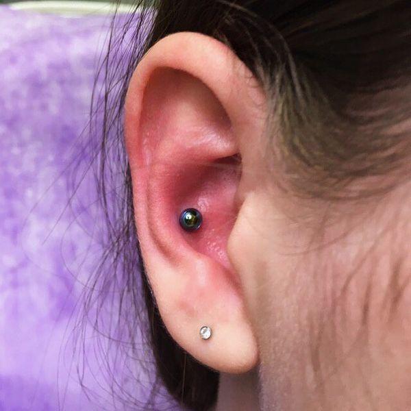 inner vs outer conch piercing