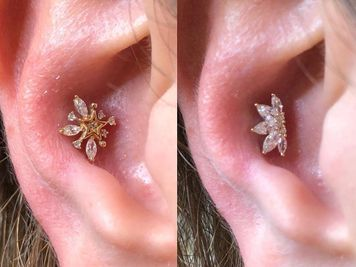 jewelry for conch piercing