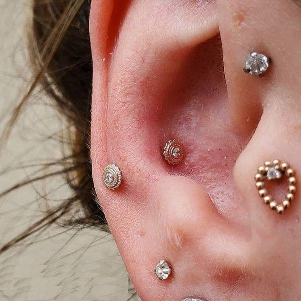jewelry snug piercing