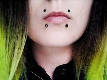 k9 piercing