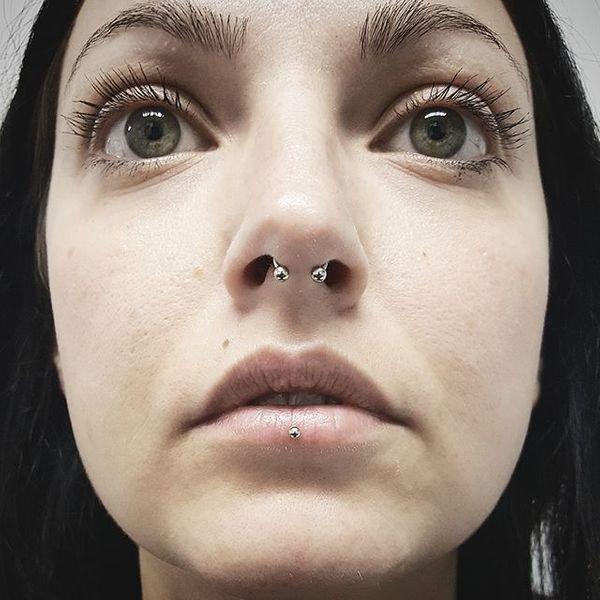 lip piercing ashley