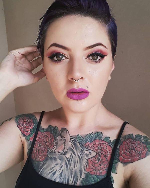 marilyn monroe piercing