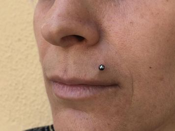 monroe piercing men