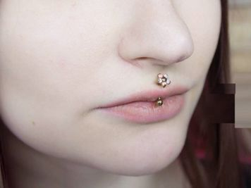 small jewelry jestrum piercing