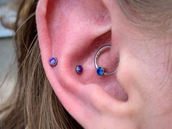 the snug ear piercing